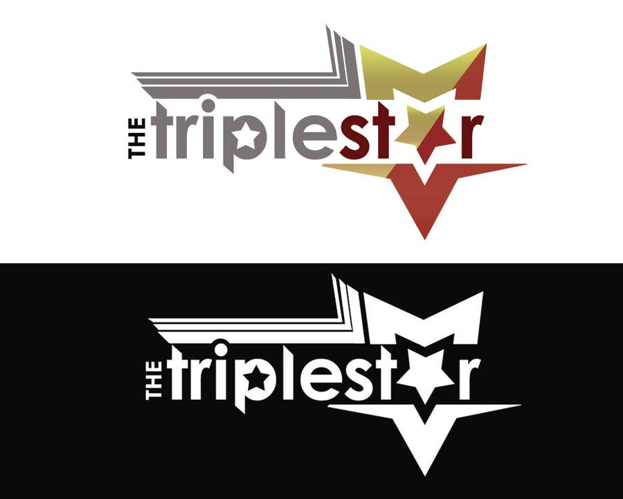 Contest Entry #                                        220                                      for                                         Logo Design for The Triple Star