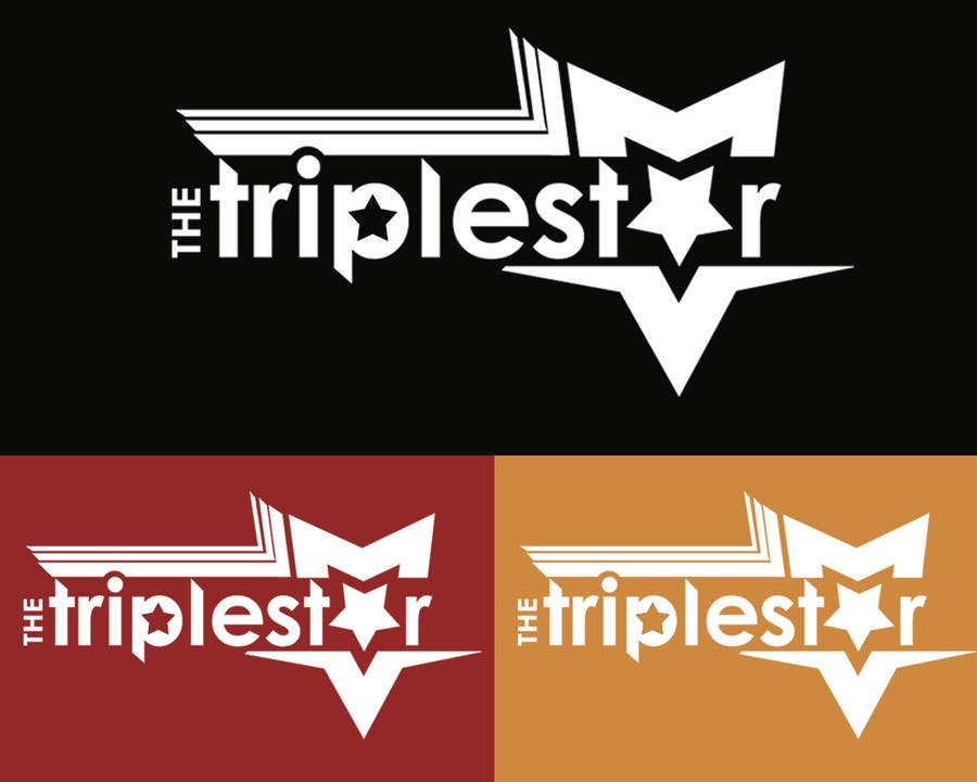Contest Entry #                                        222                                      for                                         Logo Design for The Triple Star