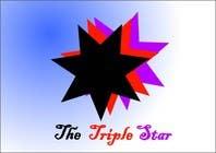 Graphic Design Конкурсная работа №171 для Logo Design for The Triple Star