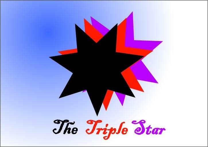 Contest Entry #                                        171                                      for                                         Logo Design for The Triple Star