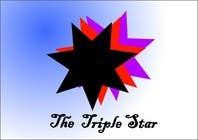 Graphic Design Конкурсная работа №170 для Logo Design for The Triple Star