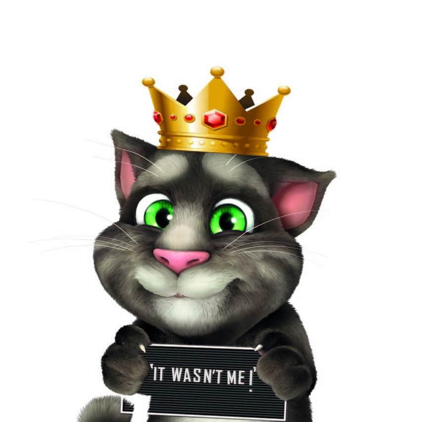 Bài tham dự cuộc thi #                                        1                                      cho                                         make and put crown on cat's head.