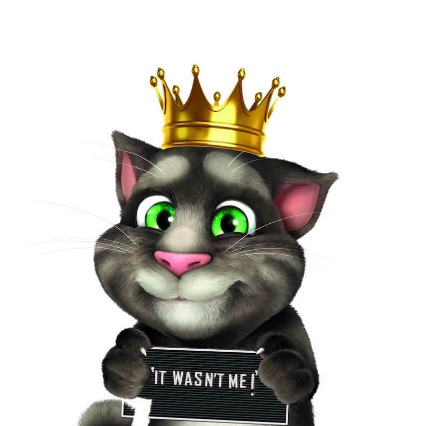 Bài tham dự cuộc thi #                                        4                                      cho                                         make and put crown on cat's head.