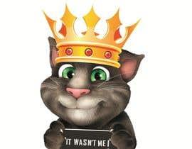 #20 cho make and put crown on cat's head. bởi sindbadPlay