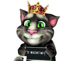 #18 cho make and put crown on cat's head. bởi avisiapa