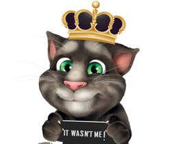 #5 cho make and put crown on cat's head. bởi Arts360
