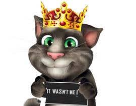 #13 cho make and put crown on cat's head. bởi Dokins