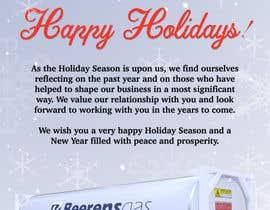 #1 pentru MAKE A PROFFESIONAL CHRISTMAS CARD de către andreabatiz