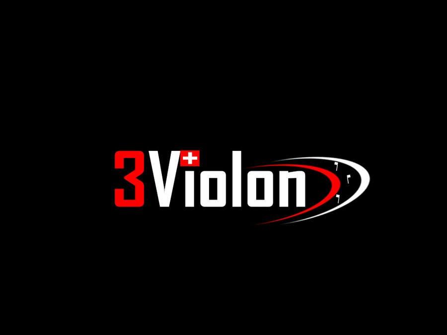 Konkurrenceindlæg #272 for Logo Design for 3Violon