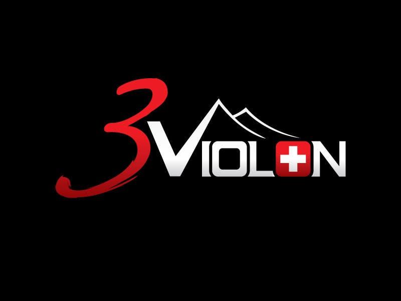 Konkurrenceindlæg #399 for Logo Design for 3Violon