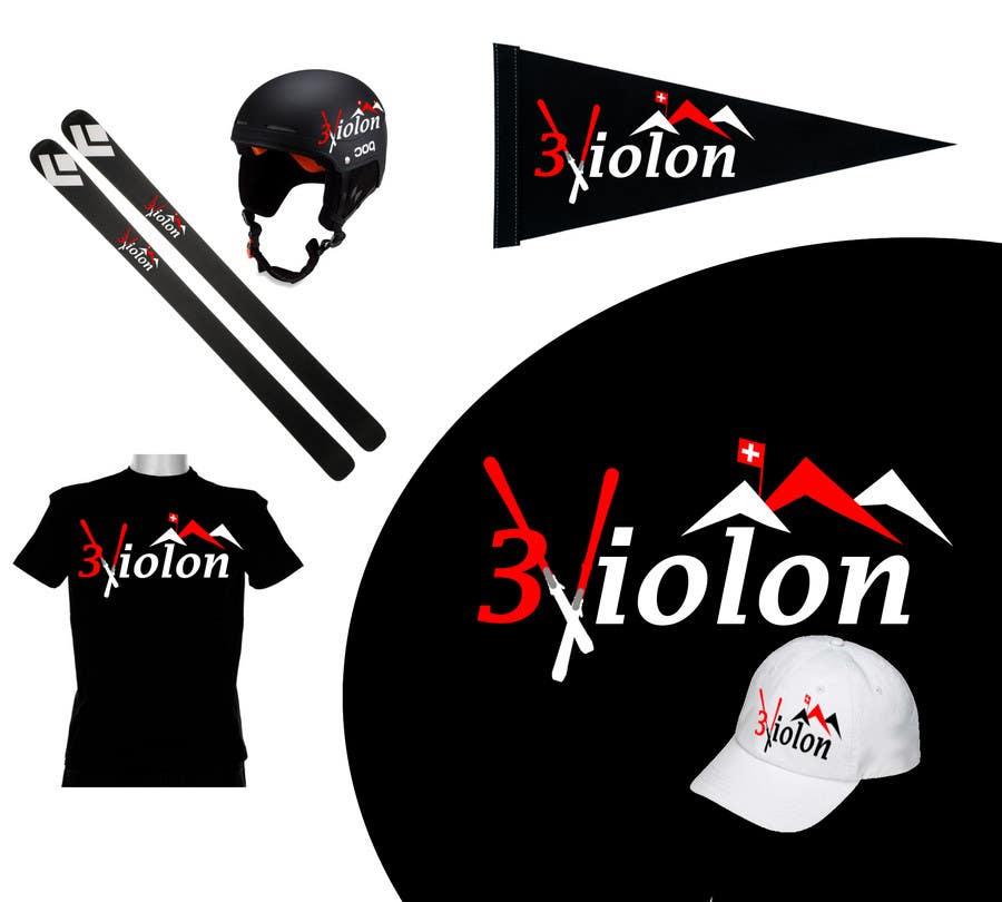 Konkurrenceindlæg #485 for Logo Design for 3Violon