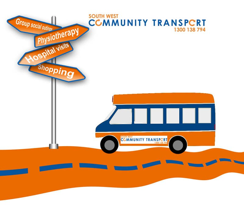 #123 for Stationery Design for South West Community Transport by Doubletstudio