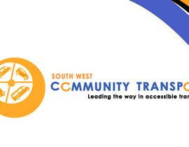 #87 for Stationery Design for South West Community Transport by sarah07