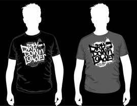 #4 para T-Shirt Design Contest: Dirty Downloader por KalvinF