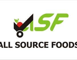 #173 cho Logo Design for All Source Foods bởi smartGFD