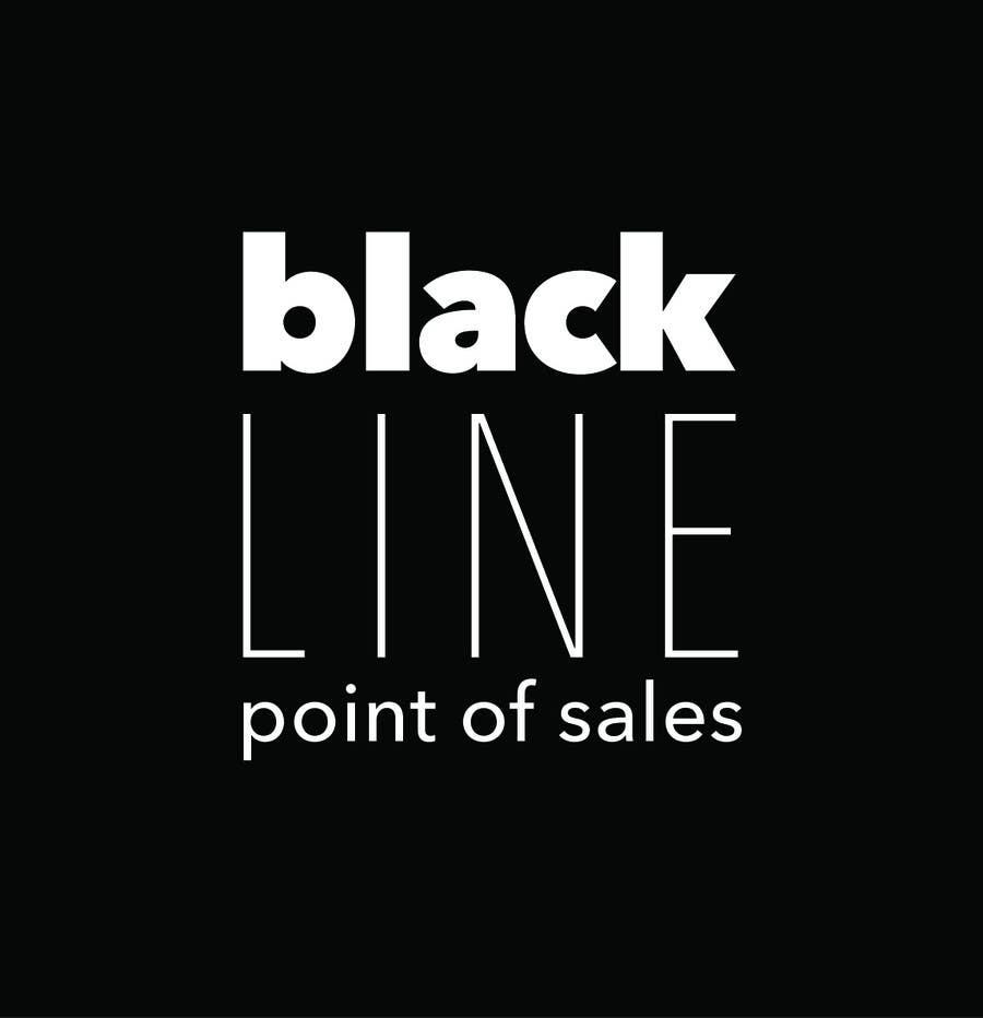 Inscrição nº 91 do Concurso para Logo Design for Blackline Point Of Sales