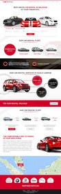 #24 for Car Rental Web Site. Design the main page, win contest and continue working with us on this site in a project environment at $50-100 per page. by webamenity