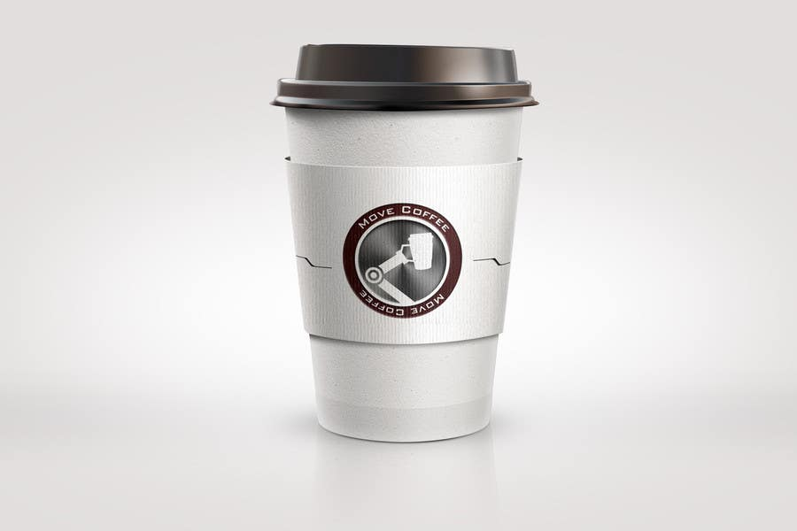 #137 for Design logo for movecoffee company. by MartinMaxTech