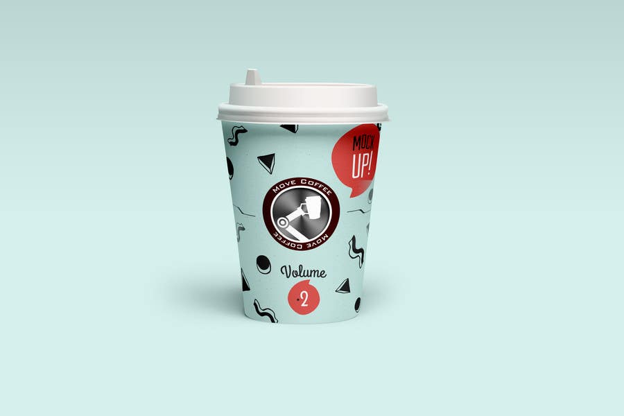 #138 for Design logo for movecoffee company. by MartinMaxTech