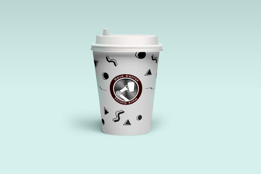 #139 for Design logo for movecoffee company. by MartinMaxTech
