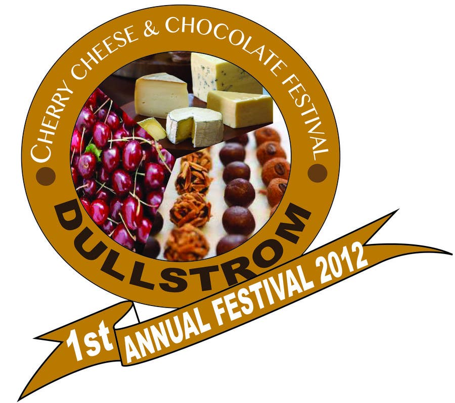 Inscrição nº 19 do Concurso para Flyer & Basic Logo for Dullstroom Cherry Cheese and Chocolate Festival