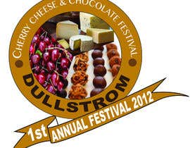jmars001 tarafından Flyer & Basic Logo for Dullstroom Cherry Cheese and Chocolate Festival için no 19
