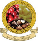 Graphic Design Inscrição no Concurso #1 de Flyer & Basic Logo for Dullstroom Cherry Cheese and Chocolate Festival