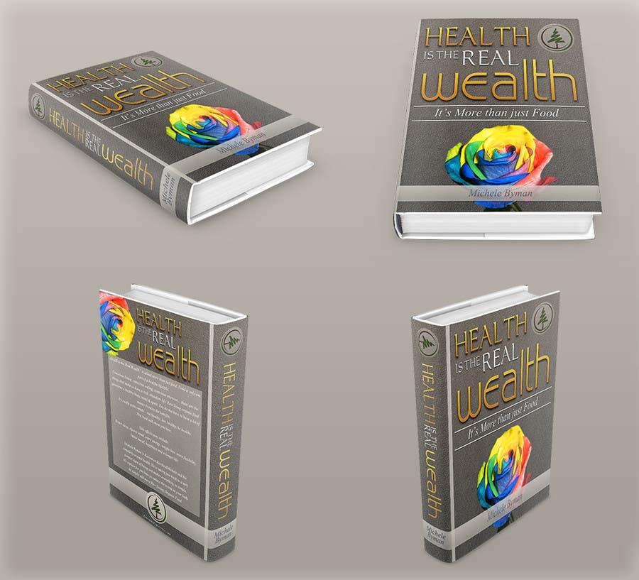 Penyertaan Peraduan #                                        12                                      untuk                                         Conscious eating, Living  E-book Mockup