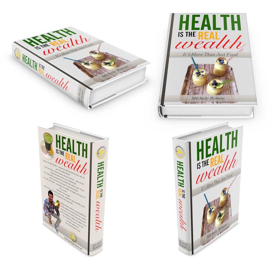 Penyertaan Peraduan #                                        34                                      untuk                                         Conscious eating, Living  E-book Mockup
