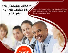 #17 for Design a Flyer for my Credit Repair Company by icaninfosoft