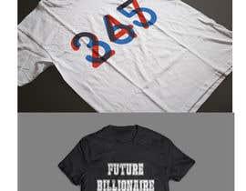 #85 for 12 T Shirt Designs af Exer1976