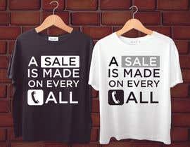 #80 for 12 T Shirt Designs af Harry1990