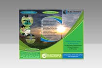 Graphic Design Kilpailutyö #63 kilpailuun Tri Fold Brochure Design
