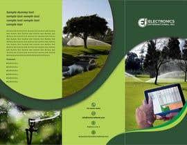 Nro 3 kilpailuun Tri Fold Brochure Design käyttäjältä theilluminations