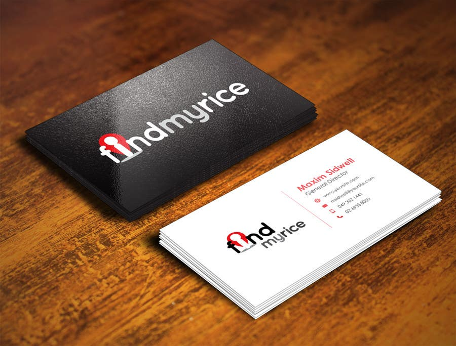 Entry #23 by loupesko for Design some Business Cards for our Company ...