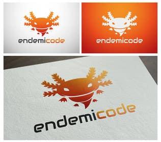 #66 para Diseñar un logotipo para startup de Videojuegos y aplicaciones de angieavilamoy