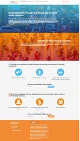 nº 2 pour Glp home page design par yohanAnush