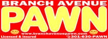 Bài tham dự #31 về Graphic Design cho cuộc thi Graphic Design for Branch Avenue Pawn Store Front Sign