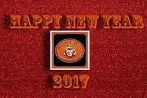 "Graphic Design Intrarea #27 pentru concursul ""New Year Eve Image/Banner for a Dallas Bar"""