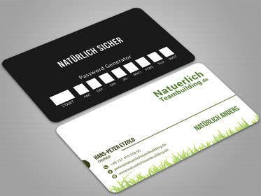#102 for Design some cool and useful Business Cards by aminul1988