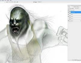 Spector01 tarafından Yeti Illustration for business için no 3