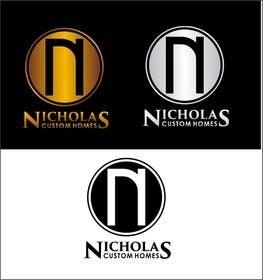 #38 for Nicholas Homes Logo Contest af iian69