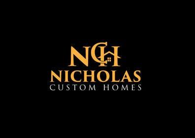 #44 for Nicholas Homes Logo Contest af logofair