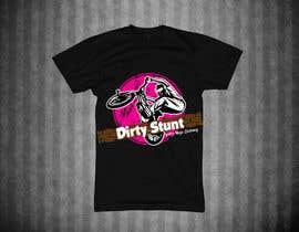 nº 31 pour T-Shirt Design Contest: Dirty Stunt par outlinedesign