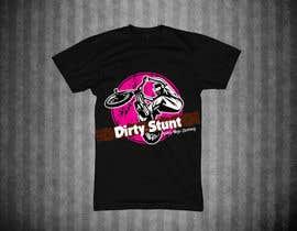 nº 33 pour T-Shirt Design Contest: Dirty Stunt par outlinedesign