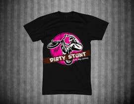 nº 36 pour T-Shirt Design Contest: Dirty Stunt par outlinedesign