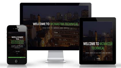 #18 untuk New a new Awesome Looking Website Layout for IT Management Company oleh anupammondal