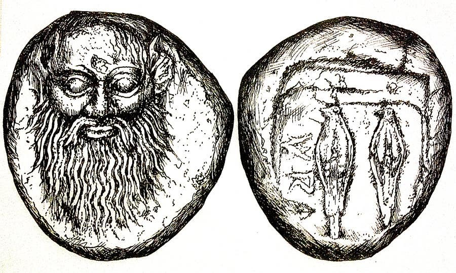 Entry #7 by nyssaelliott for Illustrate ancient greek coins