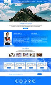 #12 for Website Design - For Content Heavy portal by ravinderss2014