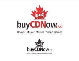 #265 para Logo Design for BUYCDNOW.CA por Mako30